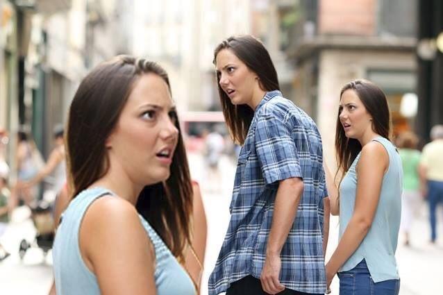 wot dofok is goin on - meme