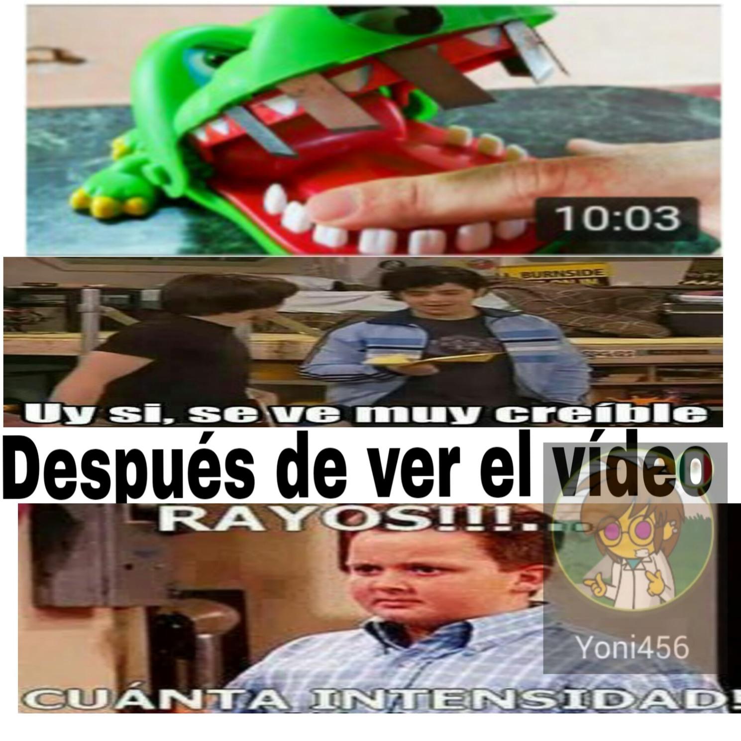 Intenso - meme