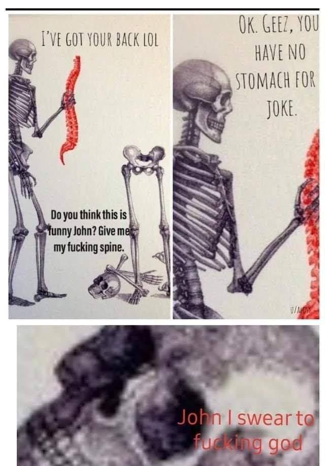 Jester John - meme