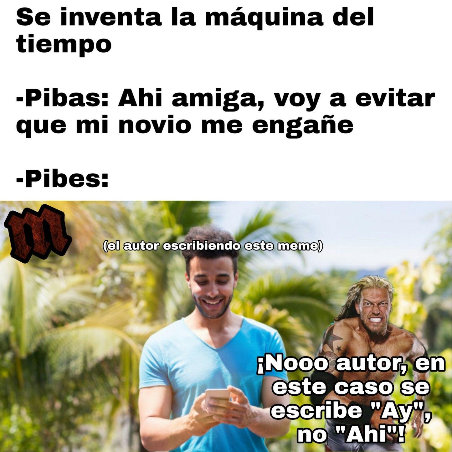 Alta paradoja - meme
