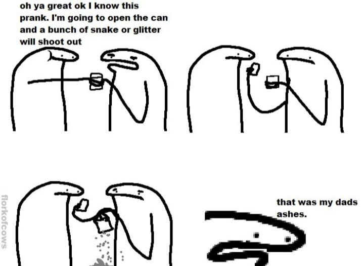 Ashes - meme