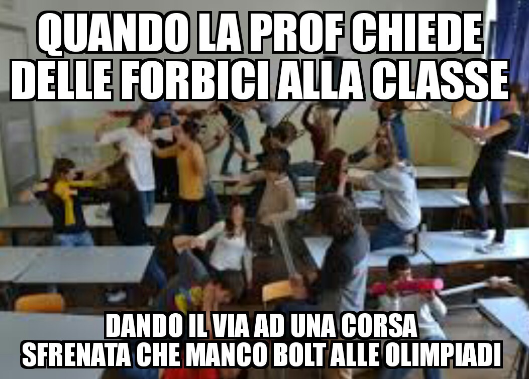 I am tornato because now in memedroid Italia the meme are cagare very tanto