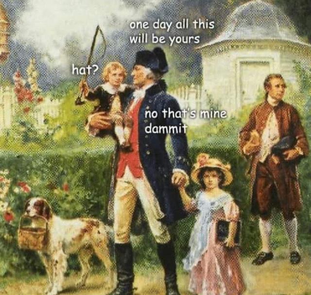 I love the GW memes