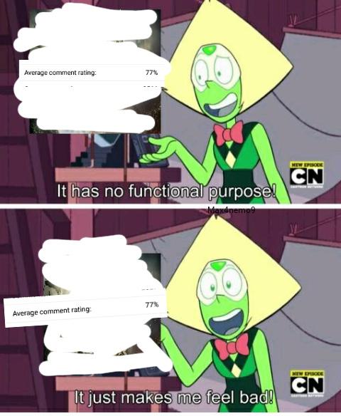 Please let my OC pass - meme