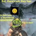 Caros senhores, peço perdão caso a sua pessoa não goste deste meme. Fiz ele pois estava jogando Skyrim e vi alguém comentar sobre o paunomeureto. Desde já, obrigado.