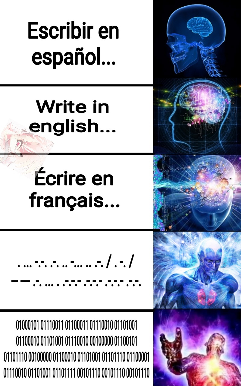 Escritura - meme