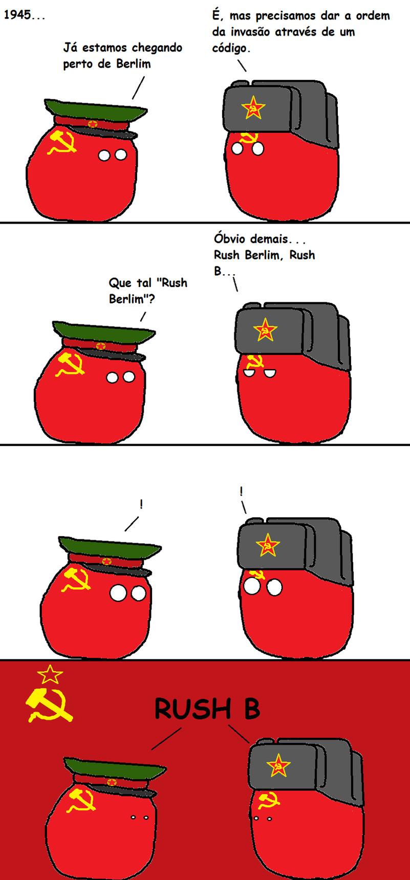RUSH B - meme