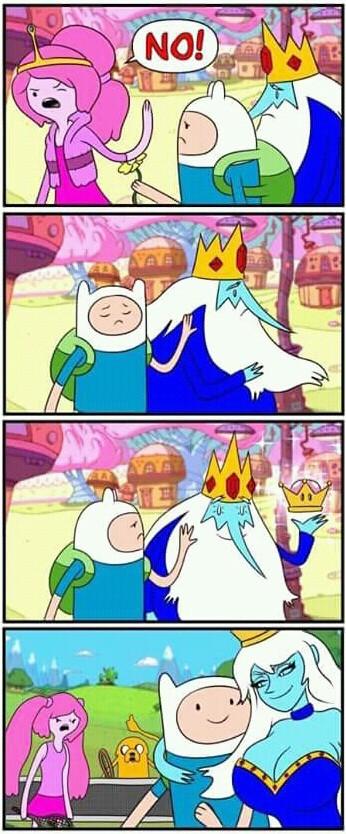 Ice Princess - meme