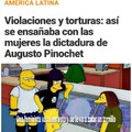 Mi general, Augusto Pinochet Le saluda su pueblo tan querido Fue un estadista, un gran libertador Fue presidente de nuestra gran nación Mi general, Augusto Pinochet Está su imagen en cada unidad Hoy sus soldados, marchan contentos, siganla.