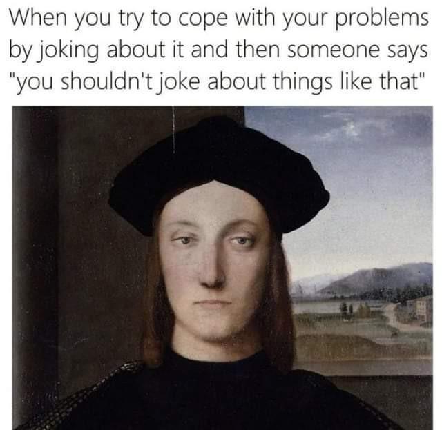 My life, my joke, Karen. - meme