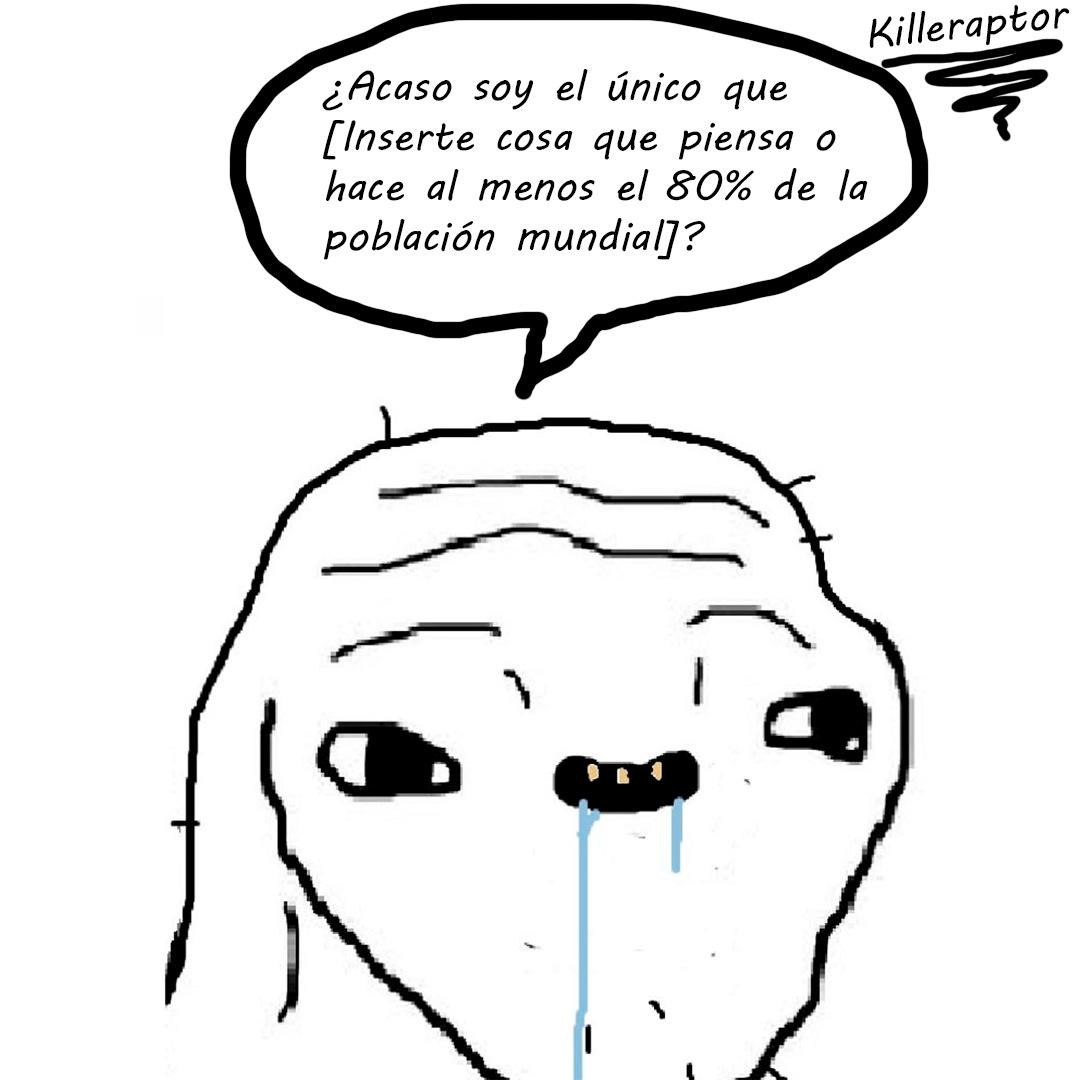 Como cagan :annoyed: - meme