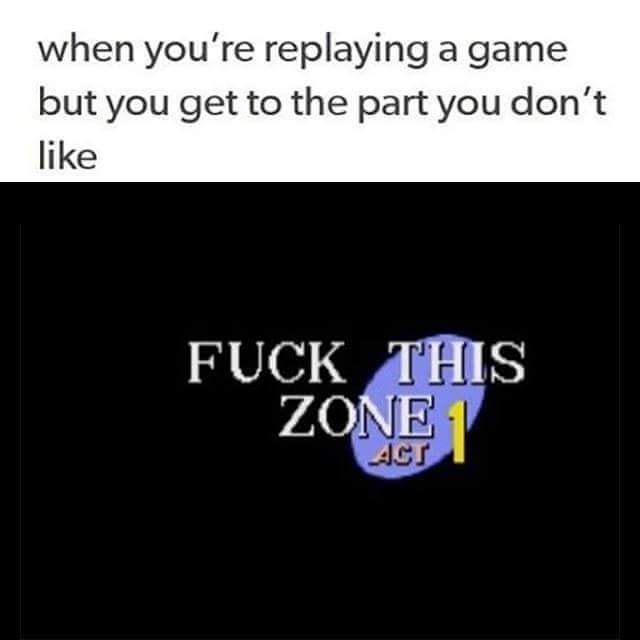 Marvel zone 3... Was the death of me! - meme