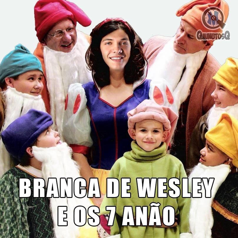 wesley safadao - meme