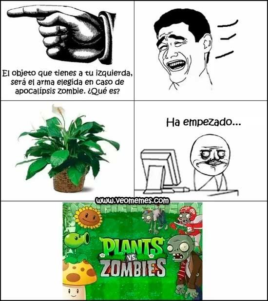 Mi Coltapulta :V (PVZ2 - meme
