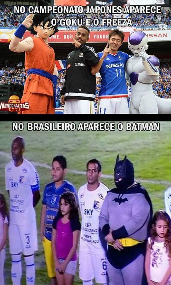 campeonato brasileiro>>>>>>>> campeonato japreguês - meme