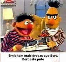 Porra ernie - meme