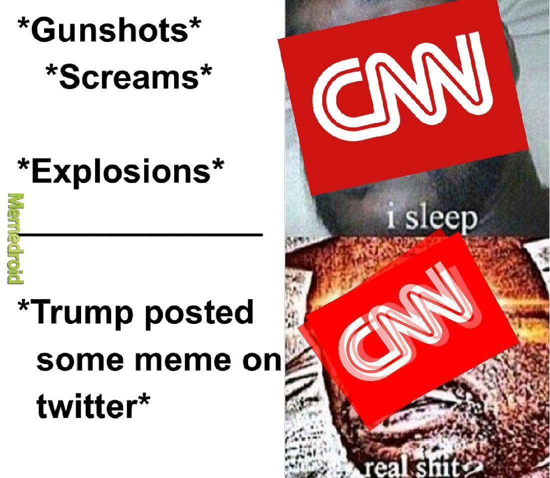 cNn - meme