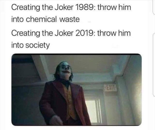 Acidic society.... - meme