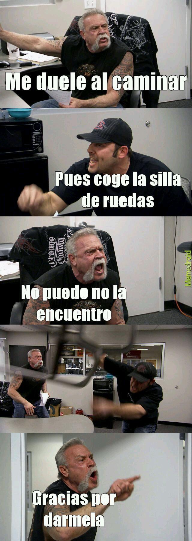 Paraliticis - meme