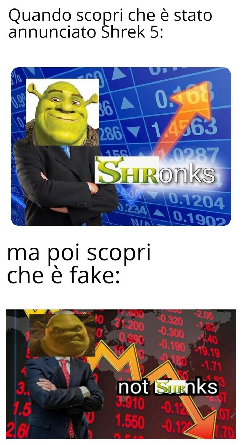 Peccato :( - meme