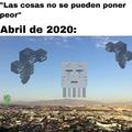 Abril del 2020