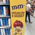 E aí? Quem vai querer comprar M&M em Portugal?
