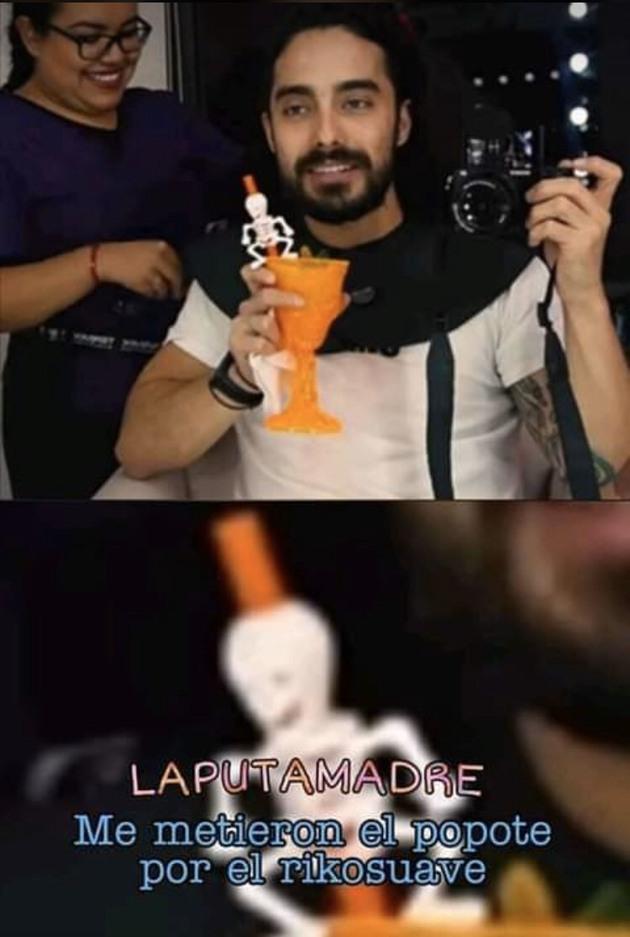 El riko suave - meme