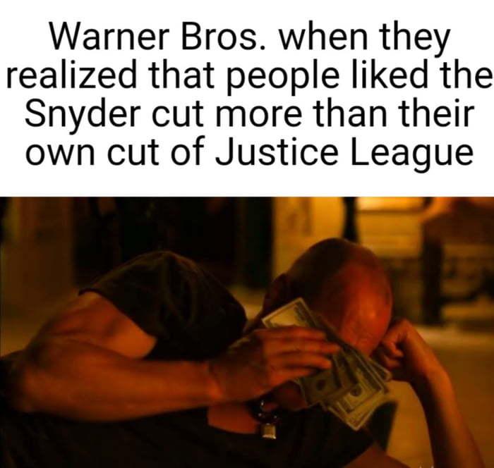 Le Warner Bros. - meme
