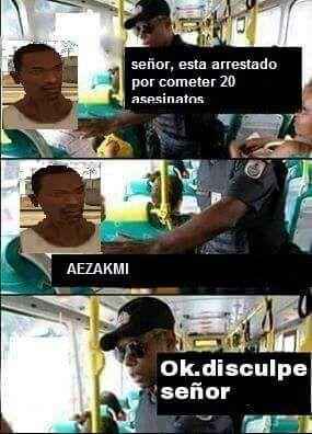 AEZAKMI - meme