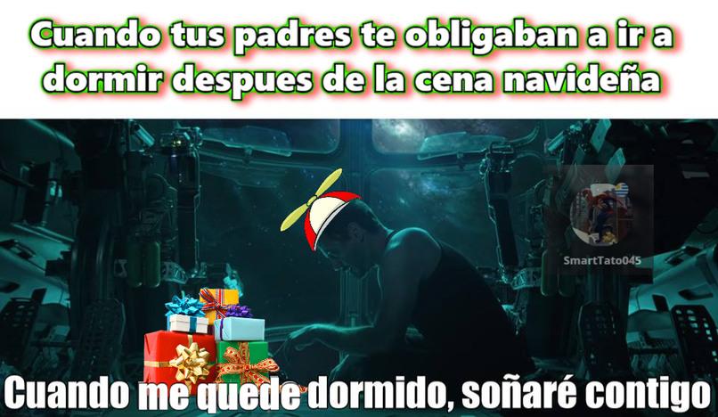 Feliz navidad :) - meme
