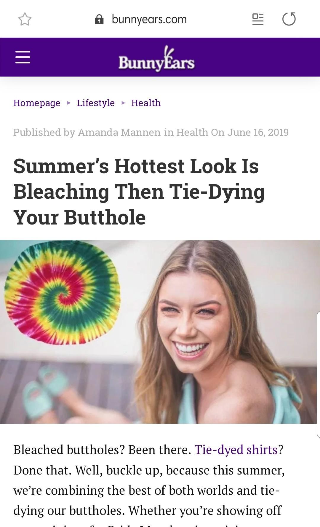 Butt dazels - meme