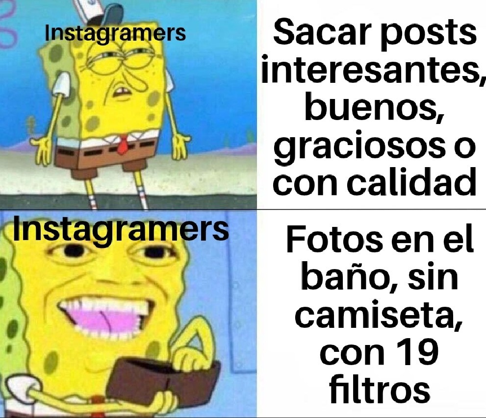 Nadie se tome este pnch meme