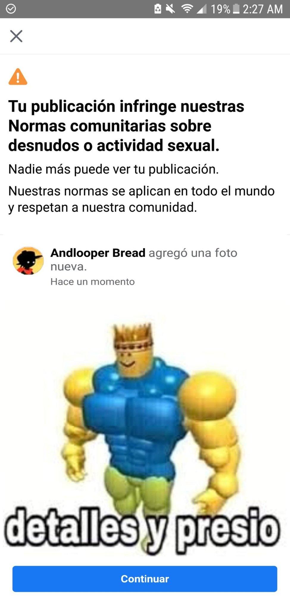 Pto facebook - meme