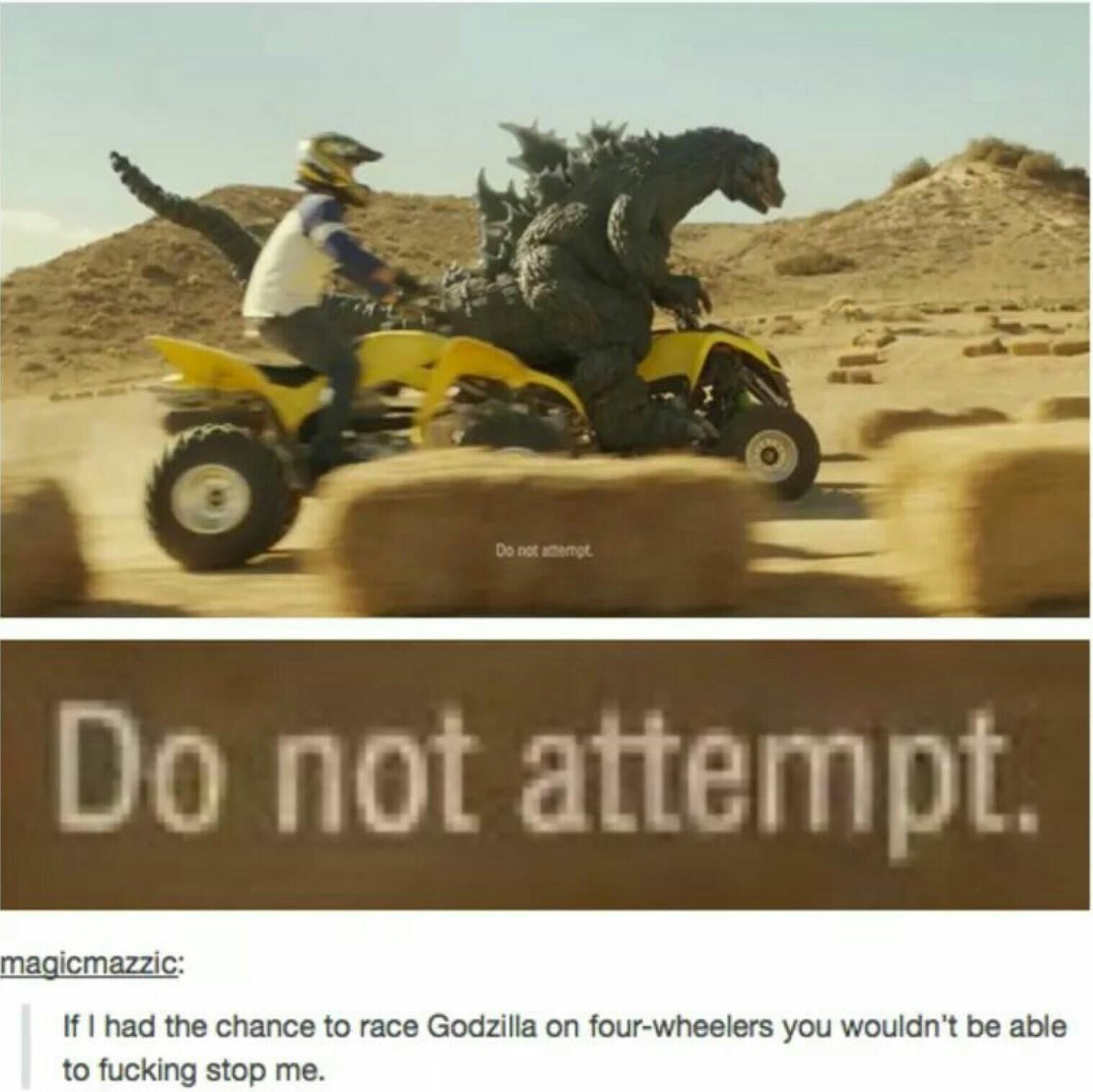 Godzilla wanted someone to upload this. - meme