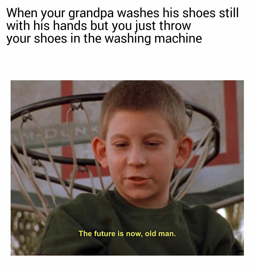 Shoes - meme