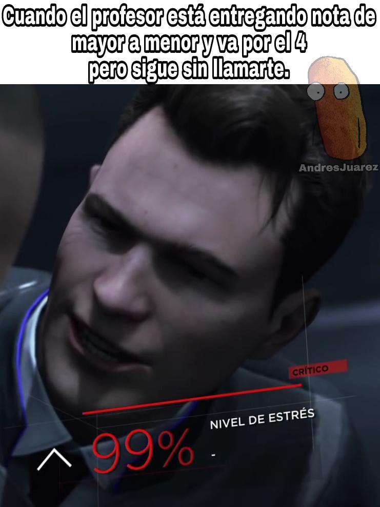 El Connor Become Human - meme