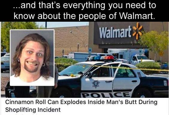 Should have known Walmart... - meme