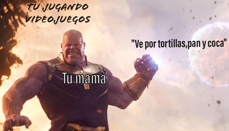 el título fue por tortillas - meme