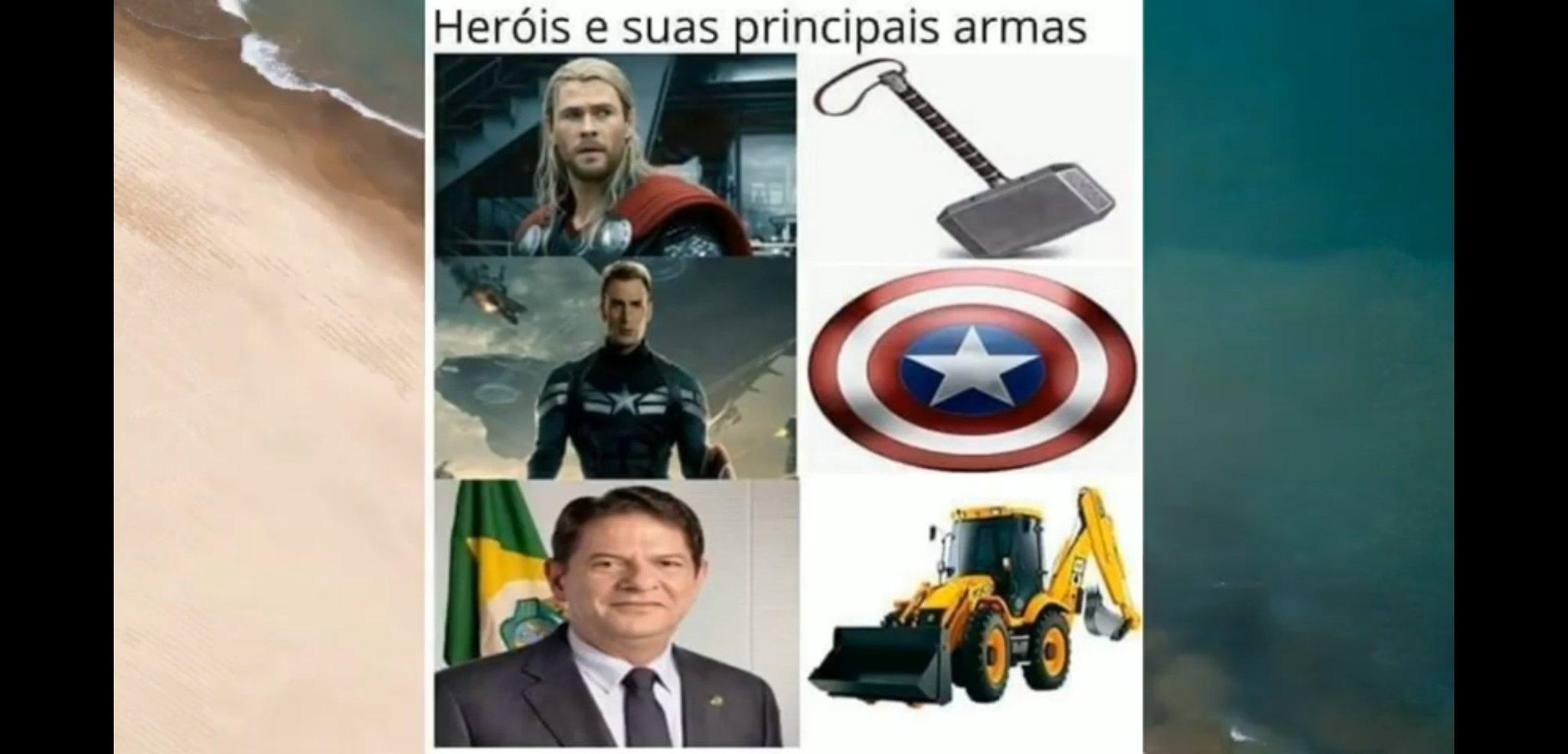Cid Norris - meme