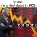 not stonks dudes, not stonks