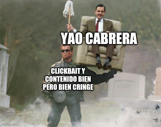 Yao CRINGEra - meme