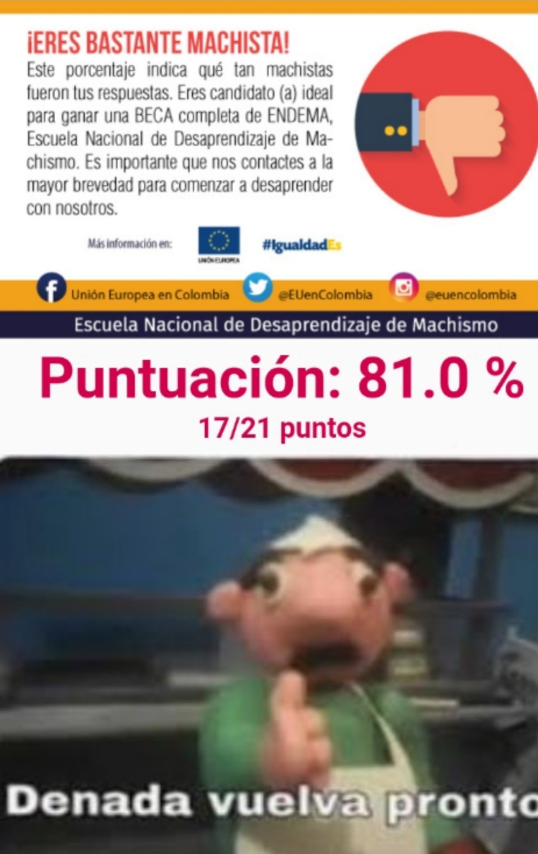 Garcias - meme