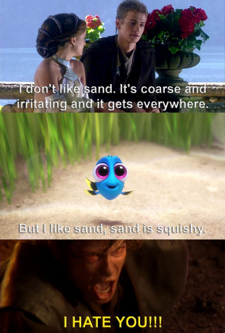 S A N D - meme