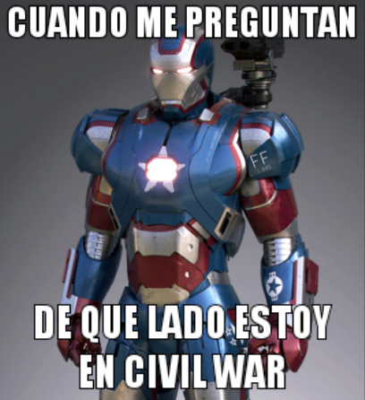 Team Iron America - meme