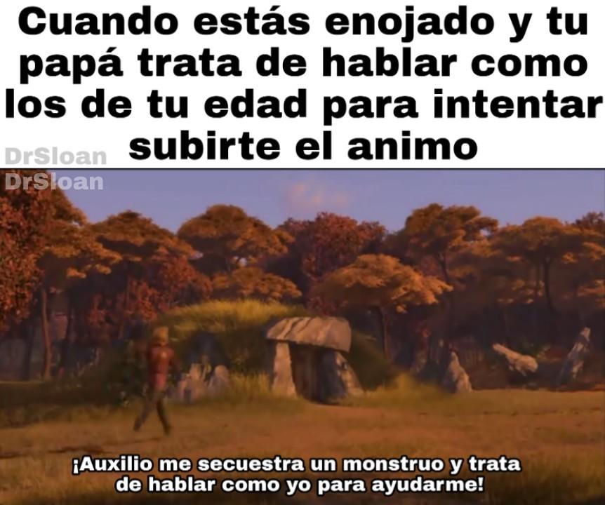 Shrek Tercero xD - meme