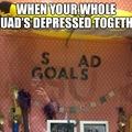 Sad Goals