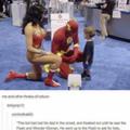 Wonder Woman tho