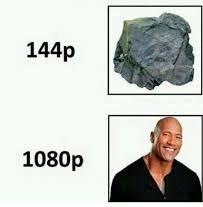 rock - meme