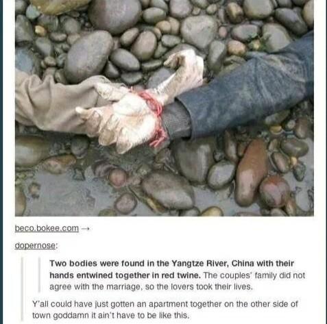 See how extra Romeo & Juliet made 'em. - meme
