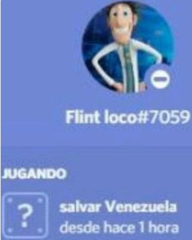 Salvar Venezuela - meme